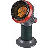 Mr. Heater MH4B Little Buddy 3800-BTU Indoor Safe Propane Heater (Medium)