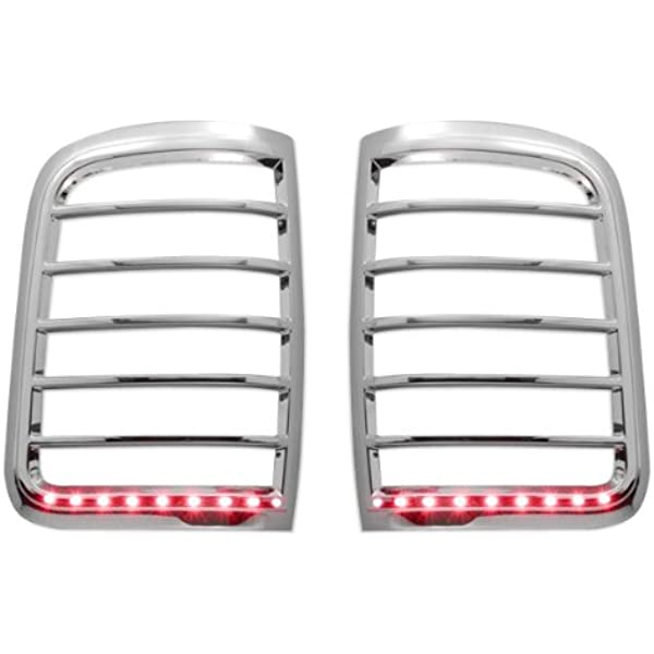 FOR FORD F-150 2004 05 06 07 2008 CHROME TAILLIGHT BEZEL COVERS