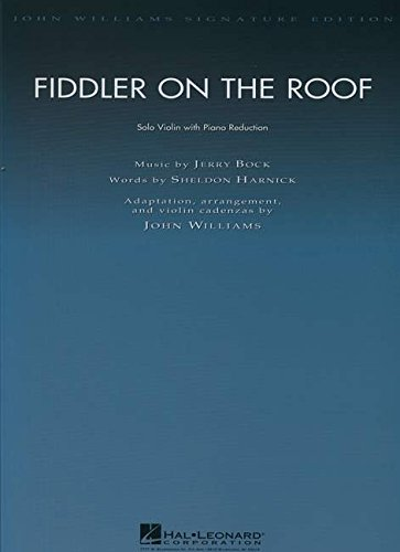 Fiddler on the Roof: Violin and Piano