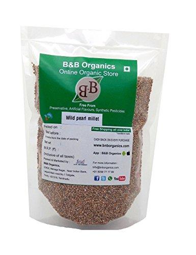 B&B Organics Wild Pearl Millet 1 kg by B&B Organics (Image #4)