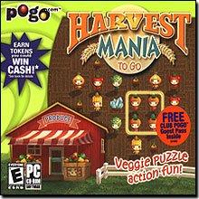 Harvest Mania Go Jewel Case PC product image