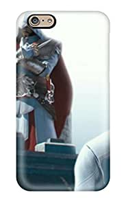 Awesome Love Kiss Defender Tpu Hard Case Cover For Iphone 6- Desmond Miles Assassin's Creed 3