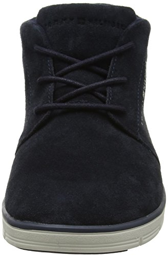 Hilfiger Altas Suede Zapatillas 403 Boot Midnight para Hombre City Azul Tommy Lightweight d4gnxqHd