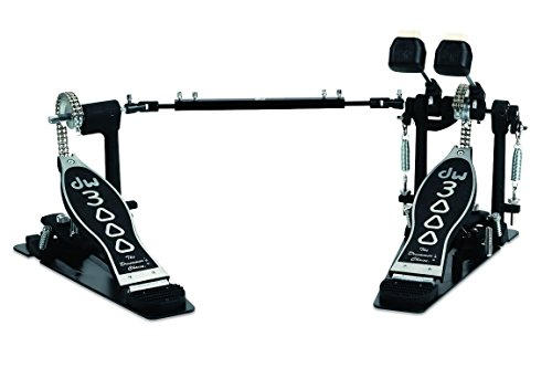 - DW 3000 Series Double Bass Drum Pedal