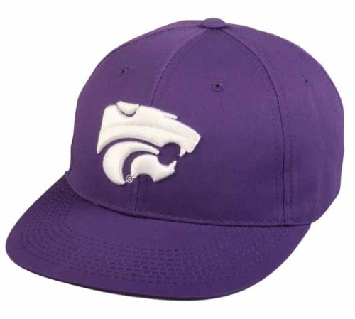 Kansas State Wildcats YOUTH Cap Officially Licensed NCAA Authentic Replica Baseball/Football Hat
