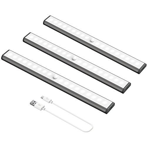 4 Led Cabinet Light W/Motion Activated Sensor
