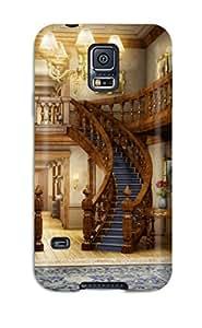 Nannette J. Arroyo's Shop Best 8365648K33541452 TashaEliseSawyer Snap On Hard Case Cover Room Protector For Galaxy S5