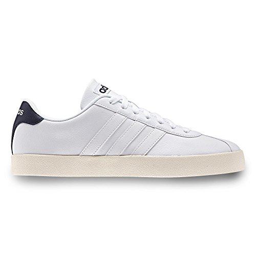 Ginnastica Ftwbla adidas da Maruni Vulc Uomo Vlcourt Bianco Scarpe Ftwbla qwwICp0