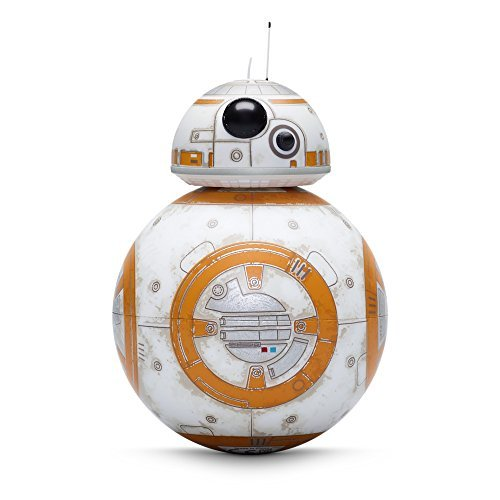 Sphero Battle-Worn Bb-8 Droid with Force Band & Collector's Edition Black Tin by Star Wars by Sphero (Image #6)