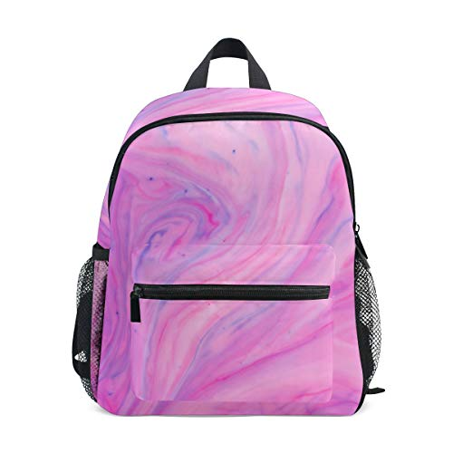 Theme Personalized Milk Bottles - Top Carpenter Primary School Backpack Bookbag Abstract Food Dyes On Milk for Toddler Boys Girls Kids