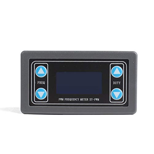 - Eachbid XY-PWM Pulse Frequency Duty Ratio Adjustable Module Square Wave Rectangular Wave Signal Generator