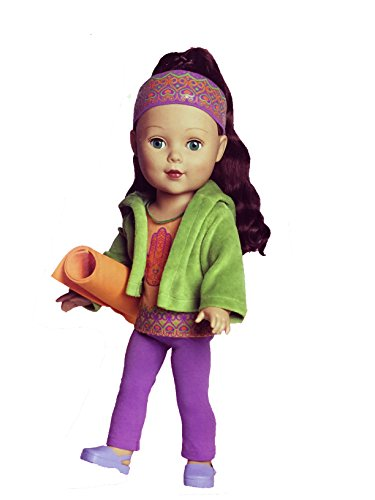 Madame Alexander My Life as a Yoga Instructor Doll Brunette 18 inch