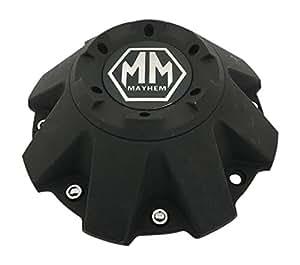 Mayhem Wheels C806801 1cap Matte Black Center Cap Center