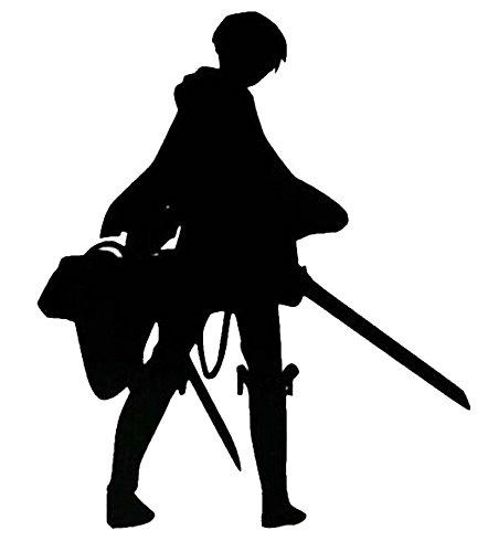 Anime Attack On Titan Levi Ackerman Bla Buy Online In Saint Kitts And Nevis At Desertcart