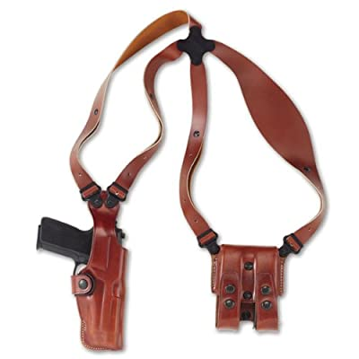 Galco Vertical Shoulder Holster Review