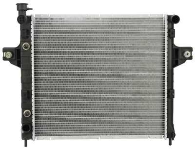 00 jeep grand cherokee radiator - 4