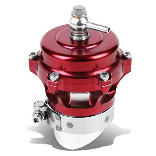 Universal Aluminum 50mm Turbo 35psi Blow Off Valve (Red)