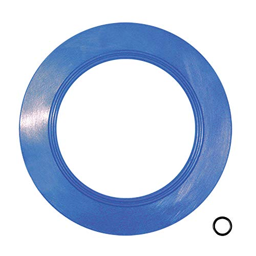 Korky 450BP Flush Valve Seal For American Standard and Eljer Toilet Repairs - Replaces American Standard part 730111-0070A - Made in USA ()