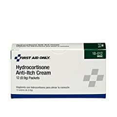 Pac-Kit hydrocortisone anti-itch cream packet. Contains 12 single-use tamper evident foil Hydrocortisone Anti-Itch packets. Convenient anti-itch cream packets. Perfect for standalone first aid or as a refill for a kit. For temporary relief of...