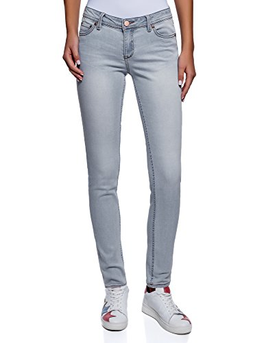 Ultra Blu Skinny Up Push Oodji 7000w Donna Jeans fqwfd7