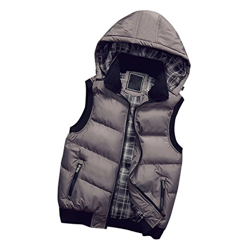 Quilted Puff Vest - 9
