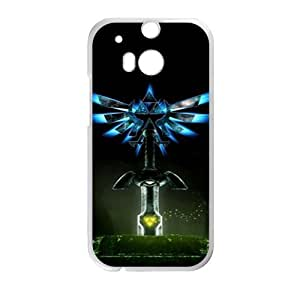 DAZHAHUI legends of zelda Phone Case for HTC One M8