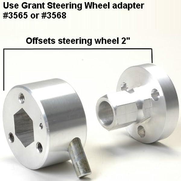 Ruffstuff Specialties Steering Wheel DIY Quick Release Hub Kit Most Grant Steering Wheels