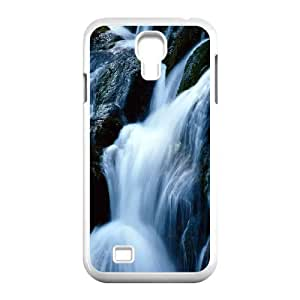 Cool PaintingFashion Cell phone case Of Waterfall Bumper Plastic Hard Case For Samsung Galaxy S4 i9500