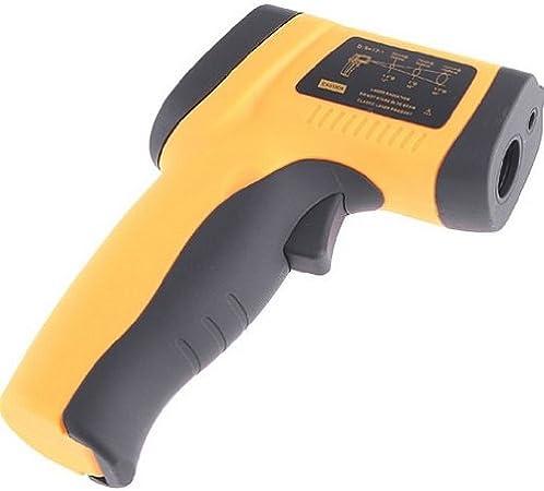 50 A 380 /°C Gm300 Termometro Digitale A Raggi Infrarossi Senza Contatto Da