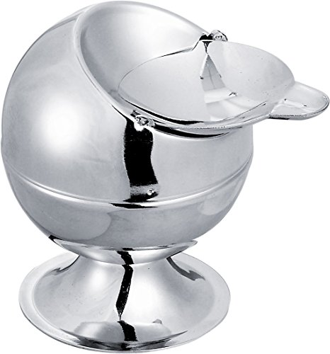Octagonal Globe - Visol Globe Stainless Steel Cigarette Ashtray