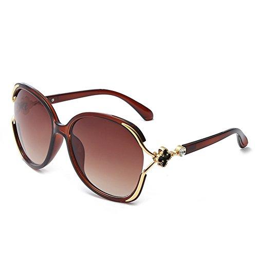 lunettes soleil à quatre NIFG soleil 145 de mode 62mm trèfle femmes 138 de de feuilles lunettes A Les 7qw0x7PB