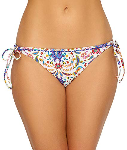 Freya Indio Rio Side Tie Bikini Bottom, M, - India Tie