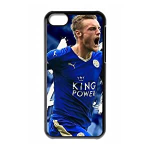 Generic hard plastic Jamie Vardy Cell Phone Case for iPhone 5C Black ABC8360671