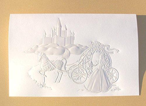 Princess and Carriage - 8 1/2