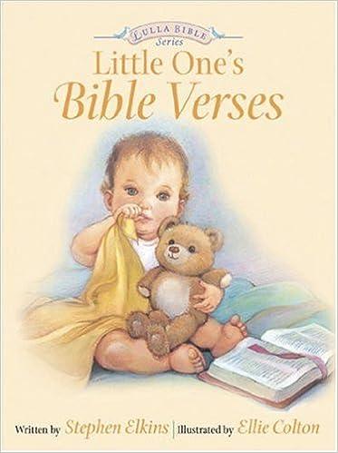 Como Descargar En Mejortorrent Little One's Bible Verses PDF Gratis 2019