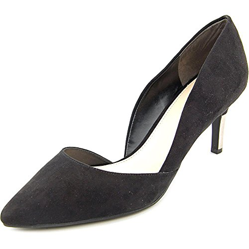 Bar III Womens Natalie Pointed Toe D-Orsay Pumps Black CSkEz3yMD