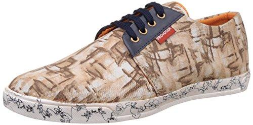 Provogue Men's Light Brown Sneakers