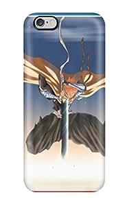 Anti-scratch And Shatterproof Bleach Phone Case For Iphone 6 Plus/ High Quality Tpu Case