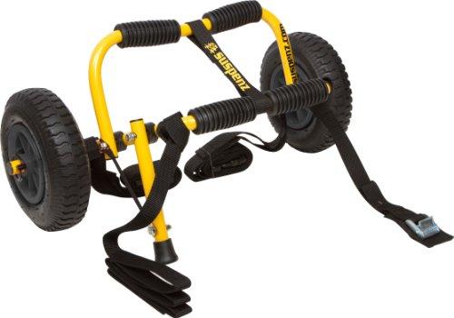 Suspenz Sk Airless Cart, Yellow ()