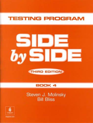 side by side testing program - 1