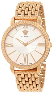 Versace Women's M6Q80D002 S080 Krios Rose IP Watch