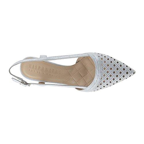 Hispanitas Zapatos Piel Phv86486 Piel Zapatos Hispanitas Phv86486 Zapatos Plata Piel Plata 5xYqSAwCA