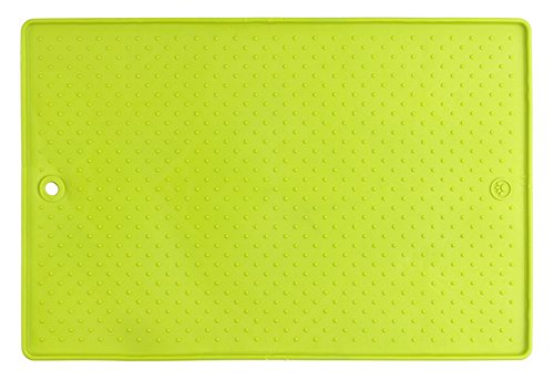 Dexas  Grippmat for Pet Bowls, 17 by 23.5 inches, - Mats 4 Chopping