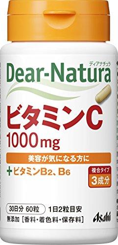 디 아나운서《추라》 비타민C 30일분(60알)