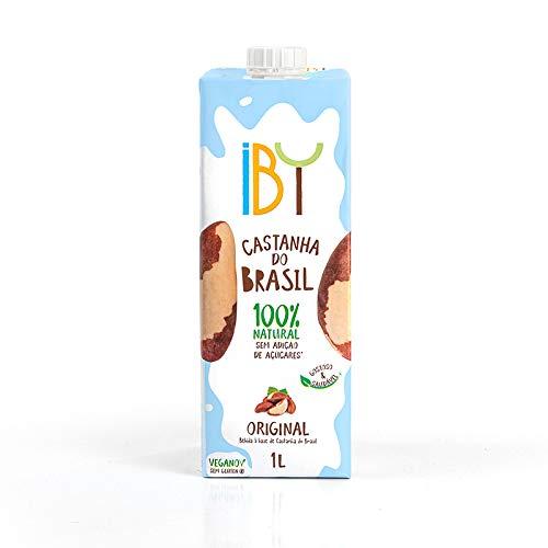 Bebida vegetal à base de Castanha-do-Brasil Original Iby Foods 1L