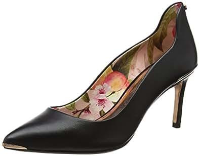 Vyixyn 2, Zapatos de Tacón con Punta Cerrada para Mujer, Negro (Black), 40 EU Ted Baker