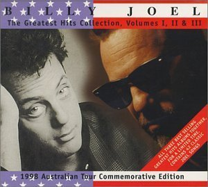 Greatest Hits Collection: Vol, 1, 2 & 3 (3CD) by Billy Joel (1998-03-04)