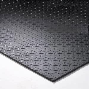 amazoncom 1239 x 1239 gym flooring kit black virgin With gym floor tiles amazon