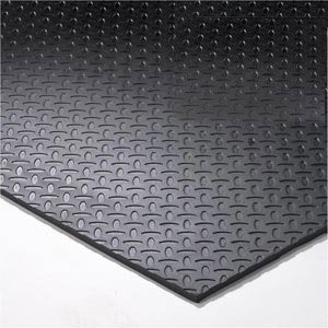 Amazon Com 12 X 12 Gym Flooring Kit Black Virgin