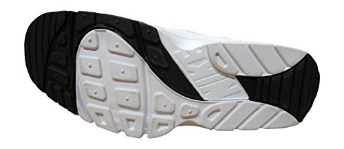 Nike Air Trainer Huarache Low, Zapatillas De Deporte para Hombre Blanco (Blanco (White/White-Black))